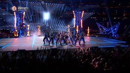 O show COMPLETO de Lady Gaga no Super Bowl LI!
