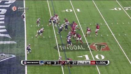 MAIS UM! Falcons assinala o quarto touchdown no Super Bowl LI!