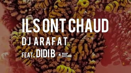 Dj Arafat feat Didi B - ils ont chaud ( Pré-ecoute )