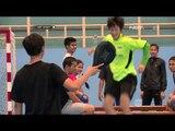 NET Sport - Jelang Sea Games, Timnas Taekwondo Ujicoba ke Luar Negeri