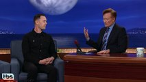 Tom Hanks Told Colin Hanks He Was Getting Tubby  - CONAN on TBS-Ss_J08apo4Q