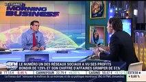 """""""La croissance de Facebook, ce n'est que la croissance de partenaires sur et avec Facebook"""", Laurent Solly – 06/02"""