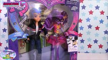 MY LITTLE PONY EQUESTRIA GIRLS Friendship Games TWILIGHT SPARKLE & FLASH SENTRY Doll Review SETC