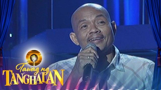 Tawag Ng Tanghalan: Raul Tubil | Never Ever Say Goodbye
