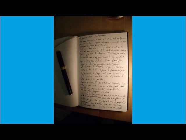 Messages 2 du manuscrit décembre 2009 - audio de SL-Christ - 5.02.2017