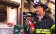 Naudet brothers 9:11 Documentary - 1st plane hits North Tower
