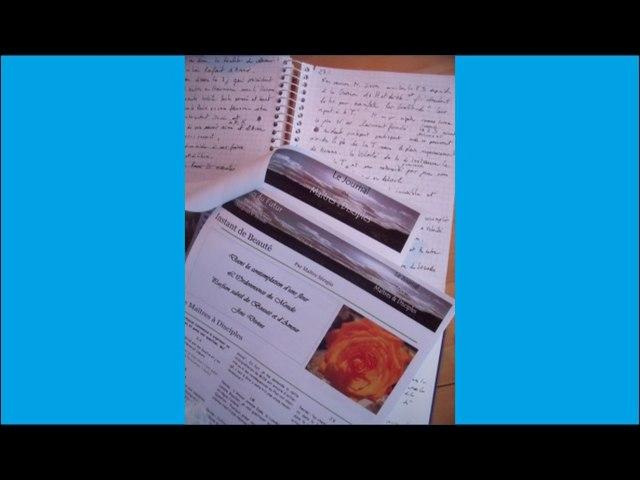 Messages du manuscrit août 2010 - audio de SL-Christ - 5.02.2017
