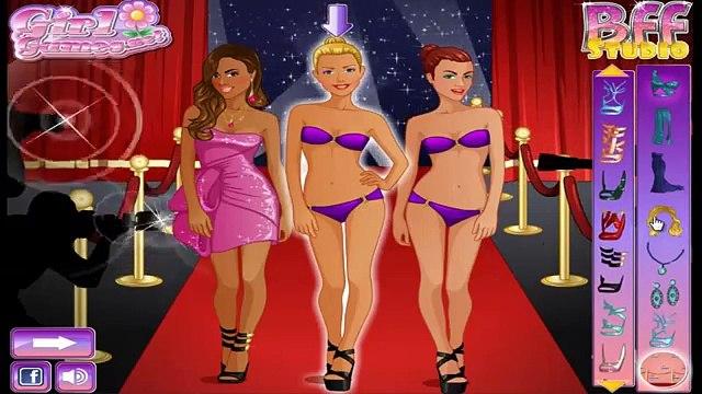BFF Studio Movie Stars - Dress Up Games For Girls