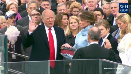 Les Hotus tapent l'incruste : Investiture de Trump - Émission d'Antoine du 28/01 - CANAL+