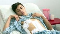 Crianças pagam o preço do conflito no Afeganistão