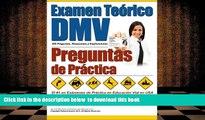 [PDF]  Examen Teórico DMV - Preguntas de Práctica (Spanish Edition) Examen de Manejo Full Book