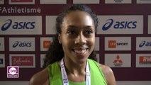 Maroussia Paré : « Les championnats commencent bien »