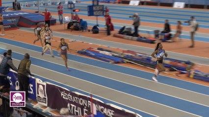 CF Espoirs : Finale 400 m Femmes