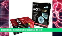 [Download]  MCAT Complete 7-Book Subject Review: Online + Book (Kaplan Test Prep) Kaplan For Ipad