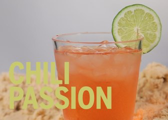 Chili Passion Rum Cocktail Recipe