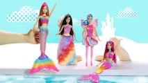 Mattel Барби Dreamtopia Барби Duhova Morska Panna / Барби Rainbow Lights Mermaid ТЕЛЕВИЗОР Toys