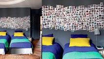 20 idées pour donner du peps à un mur