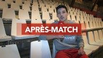 APRÈS-MATCH - Paul Turpin après Charleville : «un match compliqué mais on a réussi à accélerer»