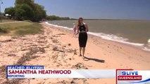Cette plage australienne est envahie par des milliers de méduses