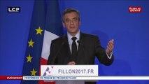 """François Fillon : """"On voit bien qu'on est dans quelque chose qui ressemble à une opération montée"""""""