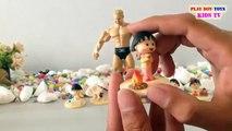 WWE Superstars, Wrestling Action Figures | Chi-bi Maruko | Kids Toys Videos HD Collection II
