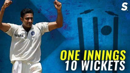 Anil Kumble | The Turning Point