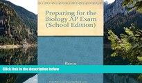 Audiobook  Preparing for the Biology AP Exam (School Edition) Pre Order