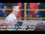 Champions: il Napoli, dopo i sette gol di Bologna, preoccupa il Real Madrid (06.02.17)
