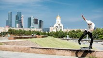 Street Skating on Perfect Moscow Marble | Skate of Mind: Russia Part 1