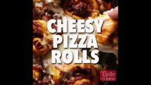 Cheesy Pizza Rolls