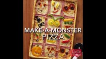 Make-a-Monster Pizza