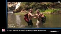 """M Pokora - """"A l'état sauvage"""" : Le chanteur en larmes à la fin de l'aventure (vidéo)"""