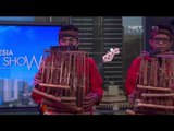 Perform Saung Angklung Udjo Ob la di Ob la da Beatles Cover - IMS