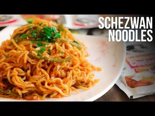 Schezwan Noodles | Latest Food Recipes 2017