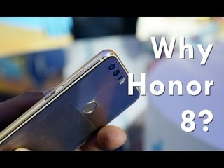 Is Honor 8 Better Than iPhone 7 Plus? | Hindi
