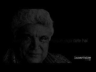 Javed Akhtar Poetry || InnerVoice || WittyFeed