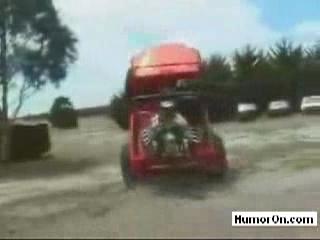 Jeep Stunt