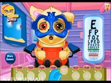 Baby Puppy Eye Doctor Video Play Health Care Doctor for Pets Baby Pet Games