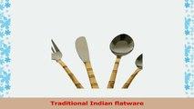 Indian Tableware Dinnerware Fork Spoons and Knife Flatware Set Cutlery 5fb0ea28