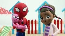 Joker is Crying Prank Joker VS Spiderman Stop Motion Videos Fun Superhero Movies