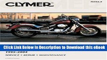 {[PDF] (DOWNLOAD)|READ BOOK|GET THE BOOK Kawasaki Vn800 Vulcan   Vulcan Classic 1995-2004 (Clymer