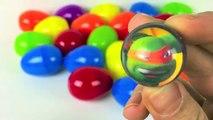 Verrassings Eieren voor Kleuters Surprise Eggs for Toddlers Paw Patrol Peppa Pig Frozen Sponge Bob