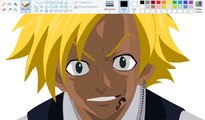 How I Draw using Mouse on Paint - Paint - Shô