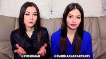 ПЕСНИ ПО АЛФАВИТУ _ Юля и Карина-Zv3P9JzA9HI