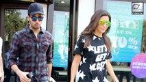 Sidharth Malhotra And Alia Bhatt SPOTTED On A Lunch Date