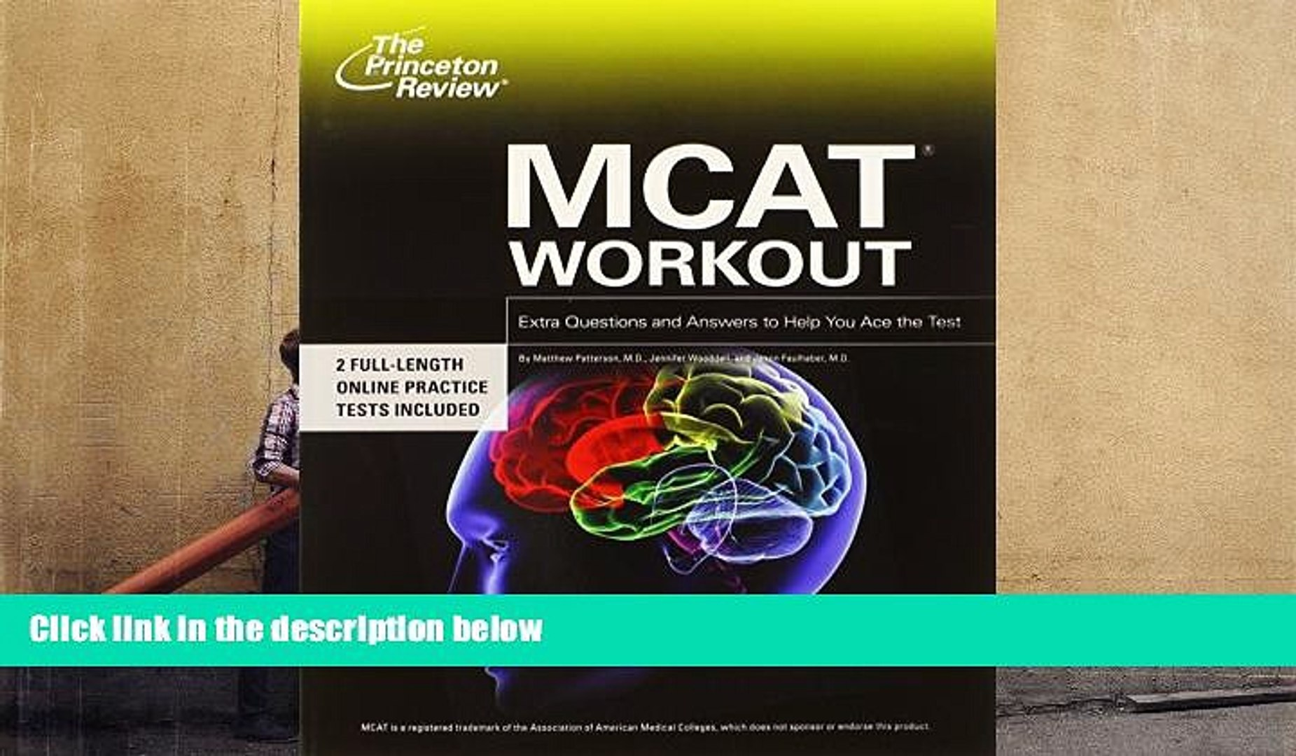 PDF [DOWNLOAD] MCAT Workout Princeton Review FOR IPAD