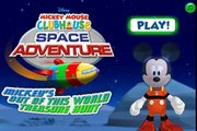 Mickey Mouse Space Adventure - Mickey Mouse Clubhouse - Games for Kids HD