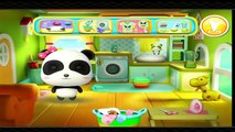 Baby Panda Gameplay Compilation ❤ BabyBus games ❤ TOP BEST APPS FOR KIDS TV panda cleaning fun