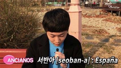 Country Names in Korean | Rio & Christian