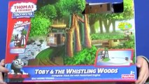 Toby and the Whistling Woods Toy